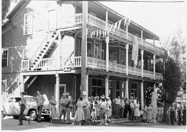 Dutch Flat Hotel 1956
